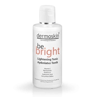 Dermoskin  Be Bright Lightening Tonic 200ml Renksiz